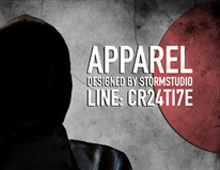 Apparel by Stormstudio